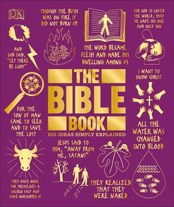 Big Ideas Simply Explained Series : The Bible Book - Hardback - Kool Skool The Bookstore
