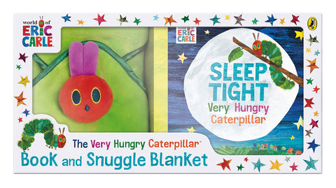 THE VERY HUNGRY CATERPILLAR BOOK AND SNUGGLE BLANKET - Kool Skool The Bookstore