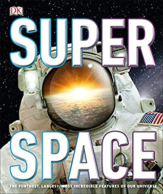 DK : Super Space - Hardback - Kool Skool The Bookstore