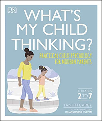 What's My Child Thinking? - Paperback - Kool Skool The Bookstore
