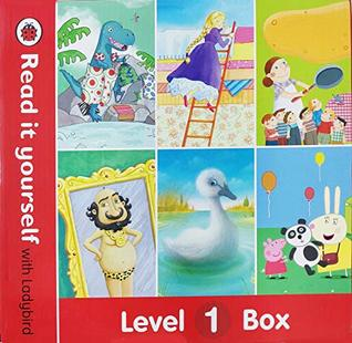 Ladybird RIY Pizza Box Level 1 - Hardback