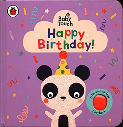 Baby Touch : Happy Birthday! - Board Book