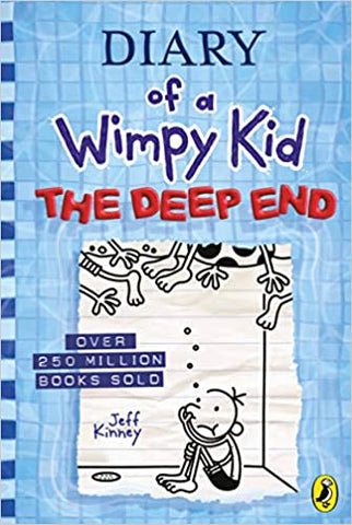 Diary of a Wimpy Kid #15 : The Deep End - Hardback