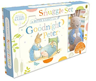 PRE-ORDER : Peter Rabbit Snuggle Set - Gift Box