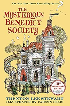 The Mysterious Benedict Society #1 - Hardback - Kool Skool The Bookstore