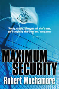 CHERUB #3 : Maximum Security - Kool Skool The Bookstore
