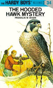 Hardy Boys #34 : The Hooded Hawk Mystery - Hardback - Kool Skool The Bookstore