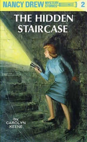 Nancy Drew #2 : The Hidden Staircase - Kool Skool The Bookstore