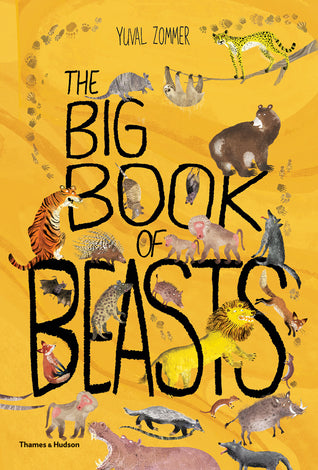 The Big Book of Beasts - Hardback