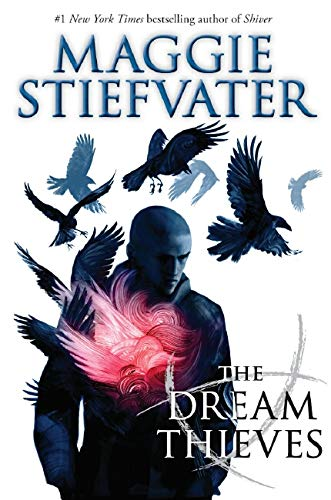 The Raven Cycle #02: The Dream Thieves - Hardback