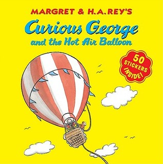 CURIOUS GEORGE AND  THE HOT AIR BALLOON - Kool Skool The Bookstore