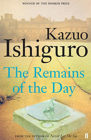 The Remains of the Day - Paperback