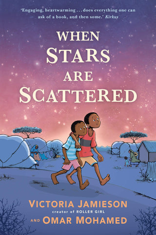 When Stars are Scattered - Paperback