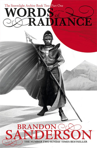 The Stormlight Archive #2 : Words of Radiance Part 1 - Kool Skool The Bookstore