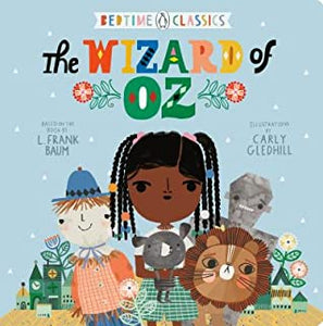 Bedtime Classics : The Wizard of Oz - Board Book - Kool Skool The Bookstore