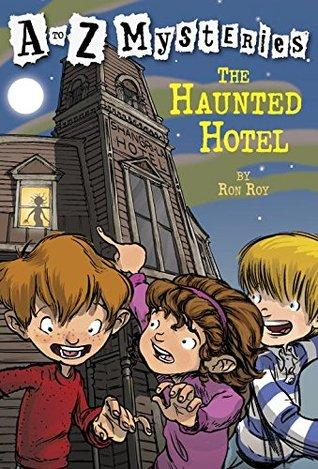 A TO Z MYSTERIES#H: THE HAUNTED HOTEL - Kool Skool The Bookstore