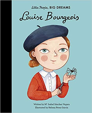 Pre-Order : Little People Big Dreams : Louise Bourgeois - Hardback
