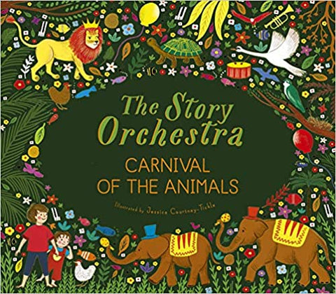 Pre-Order : The Story Orchestra: Carnival of the Animals - Hardback