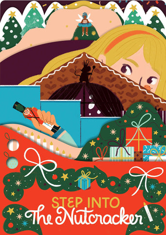 Pre-Order : The Nutcracker - Board Book