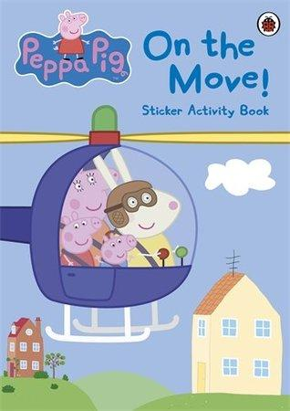 Peppa Pig : On the Move! Stick - Paperback - Kool Skool The Bookstore