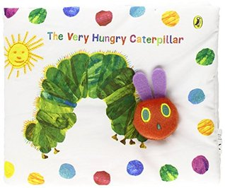 The Very Hungry Caterpillar Cloth Book - Kool Skool The Bookstore