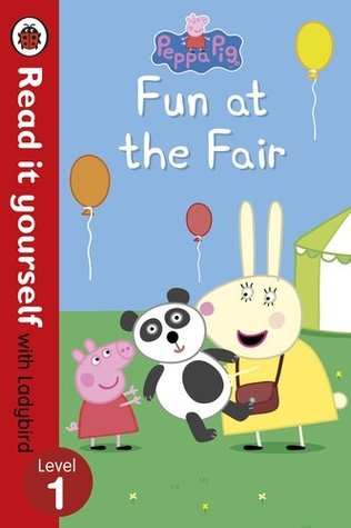 RIY 1 : Peppa Pig: Fun at the Fair - Paperback