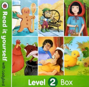 Read it yourself level 2 Boxset - Hardback