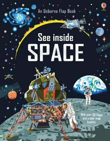 Usborne See Inside Space - Kool Skool The Bookstore
