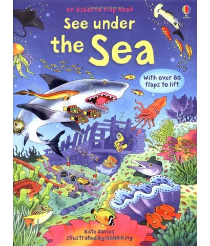 Usborne See under the Sea - Kool Skool The Bookstore