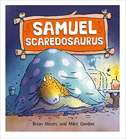 SAMUEL SCAREDOSAURUS - Kool Skool The Bookstore