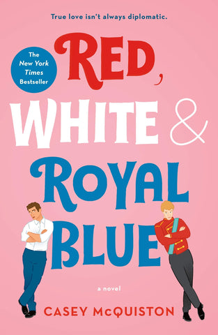 Red, White & Royal Blue - Paperback