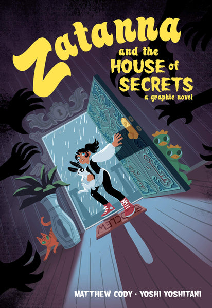 Zatanna and the House of Secrets - Paperback