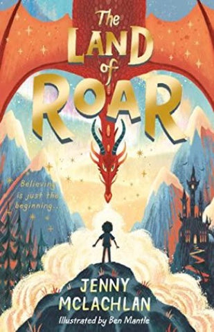 Roar #1 : The Land of Roar - Kool Skool The Bookstore