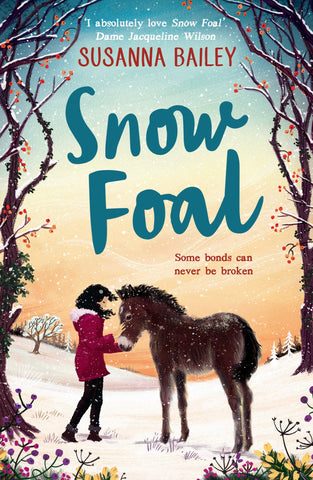Snow Foal: Paperback