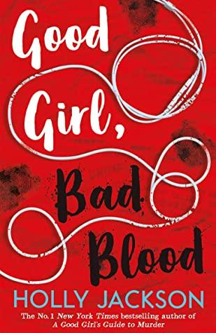 PRE-ORDER : A Good Girl's Guide to Murder #2 : Good Girl, Bad Blood - Paperback - Kool Skool The Bookstore