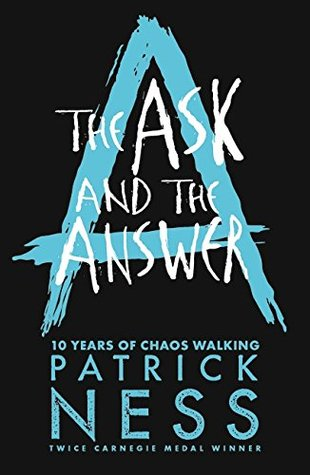 Chaos Walking #2 : THE ASK AND THE ANSWER - Kool Skool The Bookstore