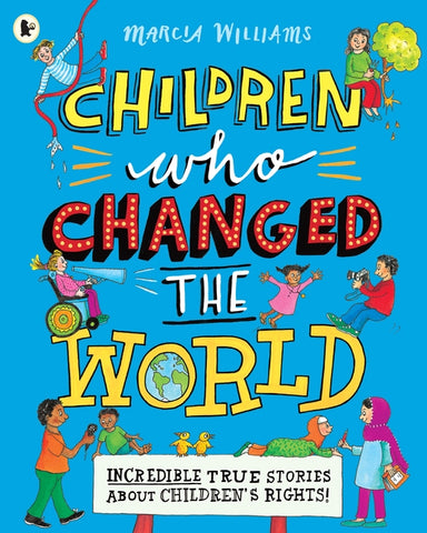 Children Who Changed the World - Paperback