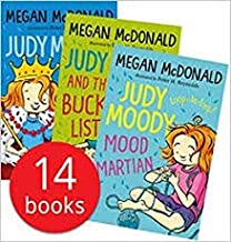 JUDY MOODY : BOX SET ( 14 BOOKS ) - Paperback - Kool Skool The Bookstore