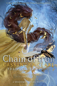 The Last Hours #2 : Chain of Iron - Paperback