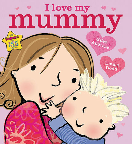 I Love My Mummy - Paperback