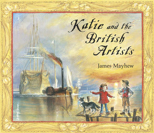 Katie Series : Katie and the British Artists - Paperback
