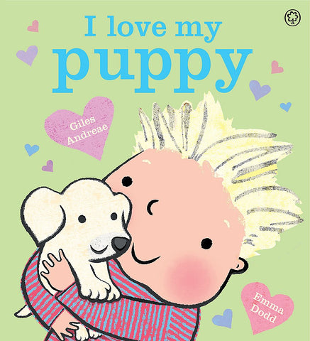 I Love My Puppy - Paperback