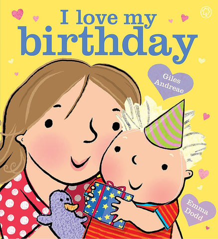 I Love My Birthday - Paperback