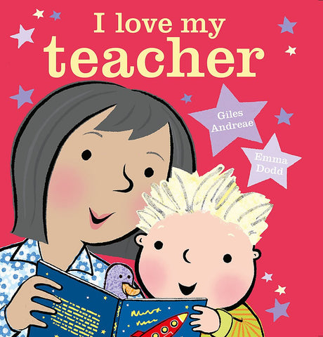 I Love My Teacher - Paperback
