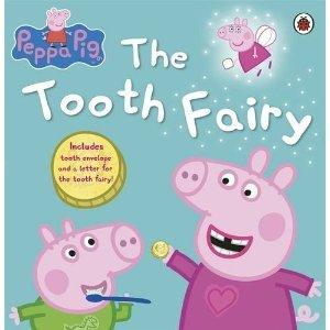 Peppa Pig : Peppa and The Tooth Fairy - Paperback - Kool Skool The Bookstore