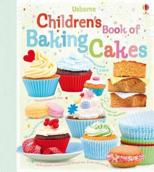USBORNE CHILDREN'S BOOK OF BAKING CAKES - Kool Skool The Bookstore