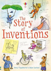 STORY OF INVENTIONS - Kool Skool The Bookstore
