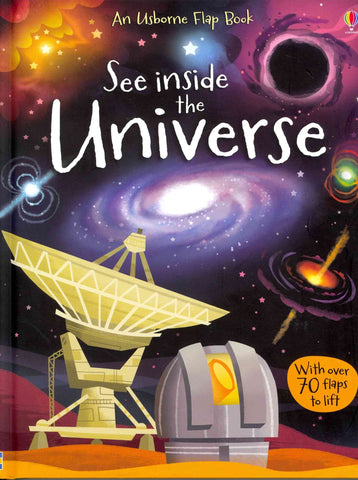 Usborne See Inside the Universe - Kool Skool The Bookstore