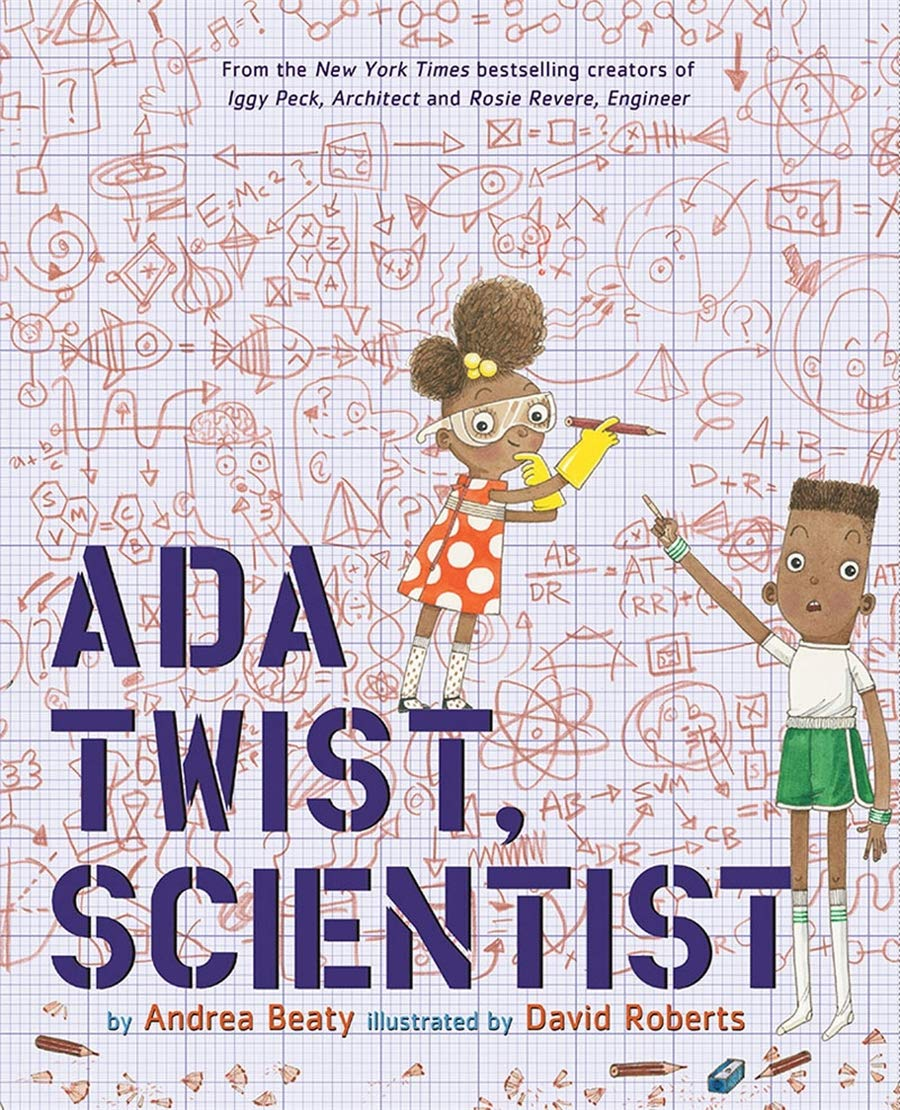 Questioneers Picture Books : Ada Twist, Scientist - Kool Skool The Bookstore