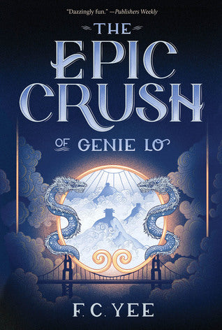 The Epic Crush of Genie Lo - Paperback - Kool Skool The Bookstore